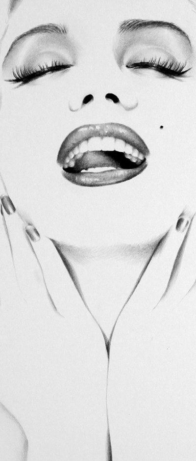 marilyn_minimal_detail_by_ileanahunter-d5sixg8